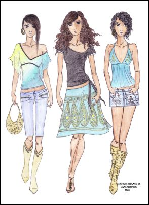 Fashion designers without formal training 87