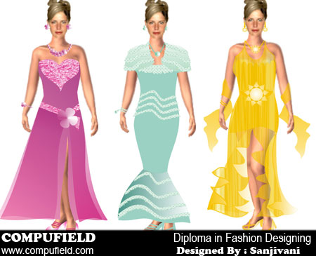 Gallery Fashion Designing Projects