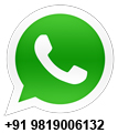 Connect with us on WHatsAPP