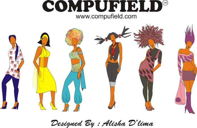 Fashion Designing Online Training Fashion Cad Design Dressmaking Fashion Design Photoshop Coreldraw Indian Wear Western Wear