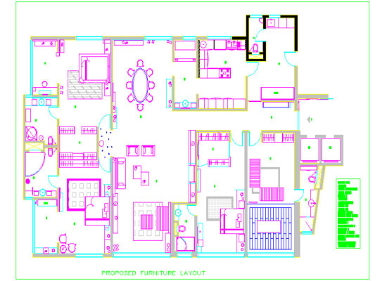 Learning Interior Design learn computer generated interior designing- autocad, 3d studio