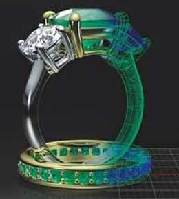 Rhino Cad Cam Jewellery Making