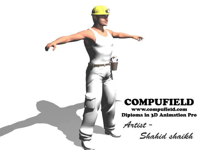 3D Animation Visual Effects| Tutorial 3d Maya |
